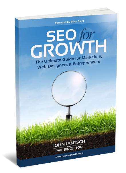 SEO for Growth Book Ordering & Bonus Offer Page