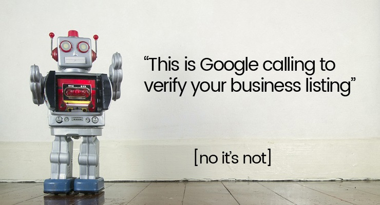 Fake Google Robocall Scams – Don't Fall For It