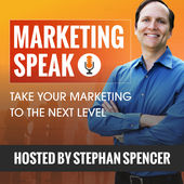 marketing speak podcast reviews