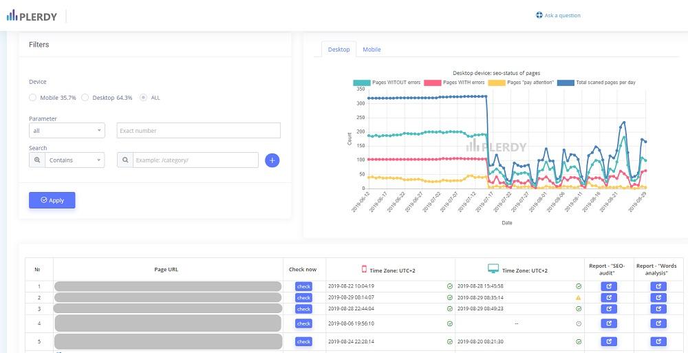 plerdy seo alerts review