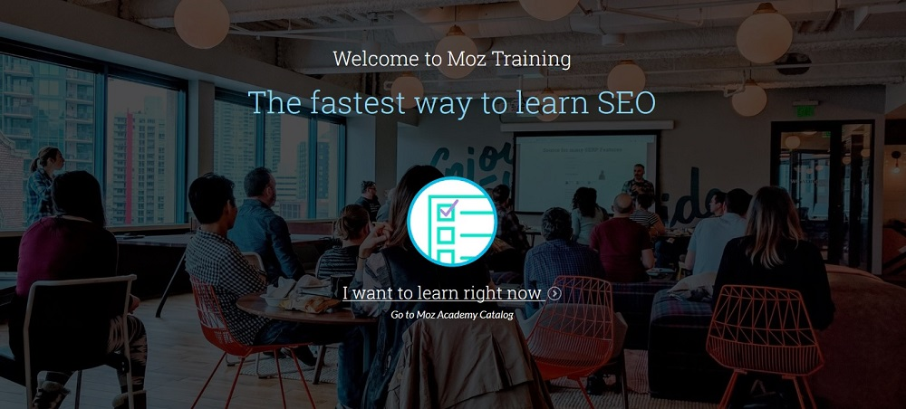 moz seo training review
