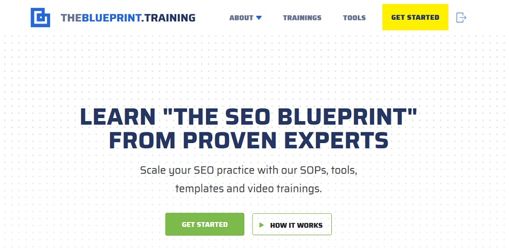 the blueprint training review