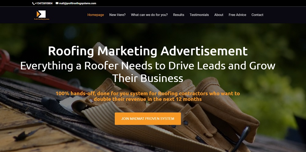 profit roofing systems reviews