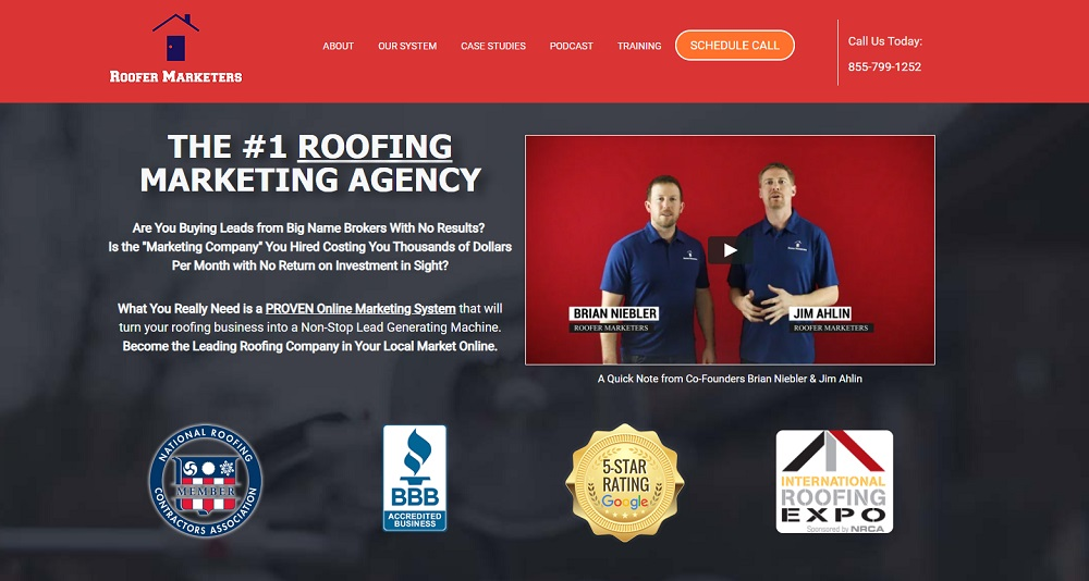 roofer marketers reviews