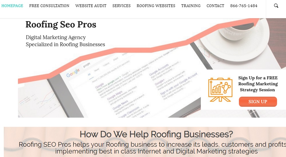 roofing seo pros reviews
