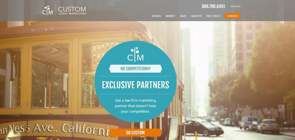 custom legal marketing reviews